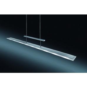 Antea, LED, Länge 130 cm, Höhenverstellbar, Edelstahl, B-Ware