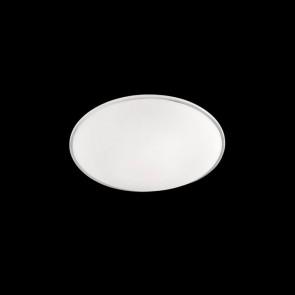 Aurora Dl, Ø 30 cm, Weiß-Kristall