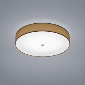Bora, Ø 45 cm, dimmbar, inkl LED, mocca