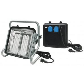 Power Jet-Light 2 x 36 W IP54 Strahler 5m H07RN-F 3G1,5 2x2850lm EEK B