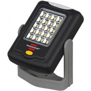 20+3 SMD LED Universalleuchte HL DB 203 MH im Einzelkarton 20LED=>105lm + 3LED=>18lm 6000K 3xAAA, enthalten 6h