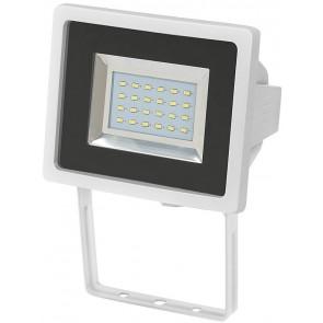 SMD-LED Strahler L DN 2405 IP44 24 x 0,5W weiss, zur Wandmontage