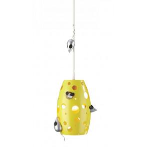 Cheezzz Ø 18,6 cm gelb 1-flammig rund