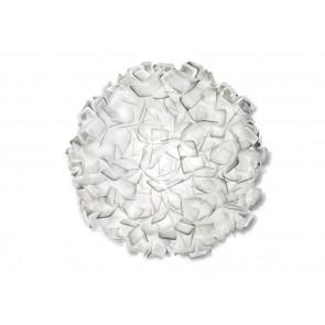 Clizia Ceiling-Wall L Ø 78 cm weiß 1-flammig rund