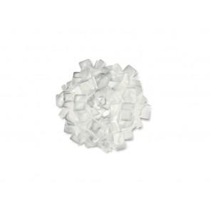 Clizia Ceiling-Wall Mini,  Ø 32 cm, Weiß