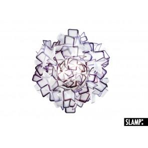 Clizia Ceiling-Wall M, Ø 53 cm, Lila