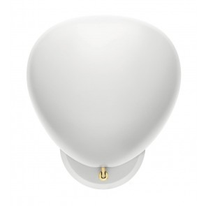 Cobra Wall Lamp, Matt White shade