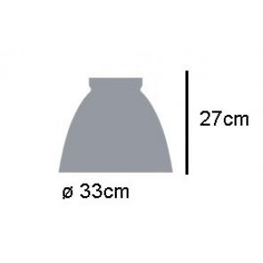 GlassGlass Diffusor, glockenförmig, ø 33 cm