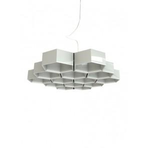 Honeycomb Komplett-Set, 3x3 Waben, LED-Modul, Aufhängung