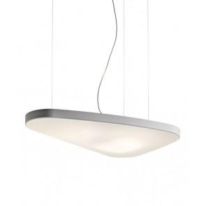 Pétale, 84x137 cm, mit LED-Streifen