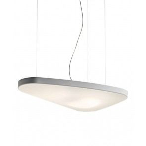 Pétale, 84x137 cm, ohne LED-Streifen