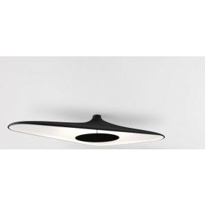 Luceplan Soleil Noir, 19,2 cm Höhe, schwarz