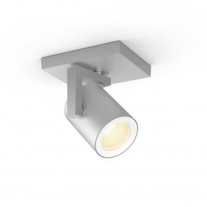Argenta White & Color Ambiance, 1 flg., aluminium, 350lm, 2.000–6.500 K