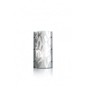SLAMP Dafne, Höhe 39 cm, Hyper-Weiß-Effekt