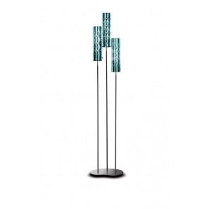 Dimple Trio, Höhe 172 cm, Smaragdgrün