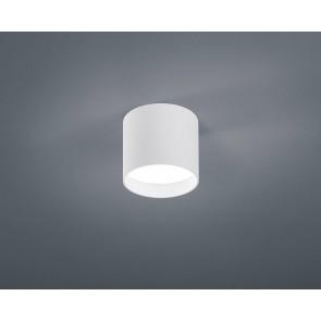 DORA Deckenleuchte, mattweiß, LED, 7 W, 2900 K, 830 lm
