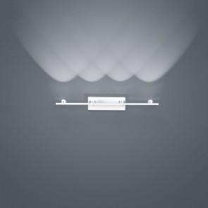 Dori, Breite 40,5 cm, inkl LED, mattweiß