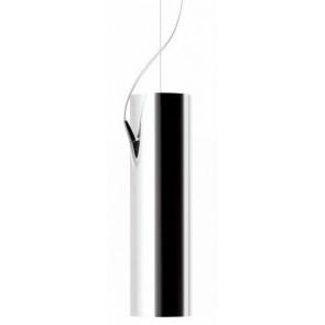 E04 mit Pendel, Ø 7 cm, 27,9 cm Höhe, GU53, max 30W, poliert
