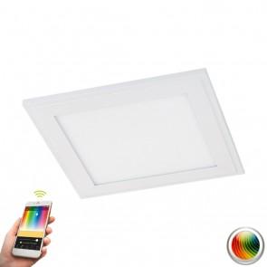 Salobrena-C, LED, 30 x 30 cm, Farbwechsel, CCT