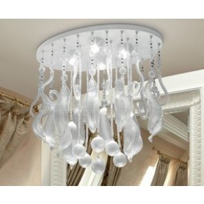 Elysée Pl 60 Ceiling Lamp Silver Leaf