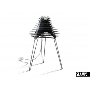 SLAMP Faretto, Höhe 38 cm, Schwarz