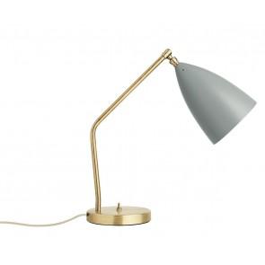 Gräshoppa Table Lamp, Blue Grey shade