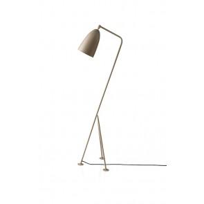 Gräshoppa Floor Lamp, Warm Grey shade