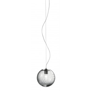 Bolle, Hang Small Crystal Transp Nickel Ba2