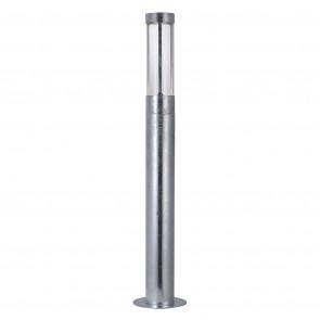 Helix, LED, Höhe 80cm, galvanisiert