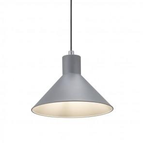 EIK Pendel E27 Grau