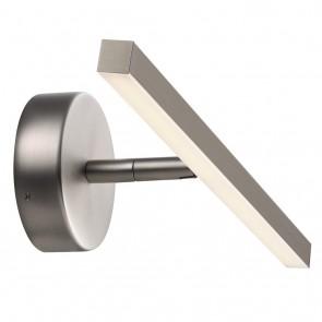 IP S13, Länge 40 cm, gebürsteter Stahl