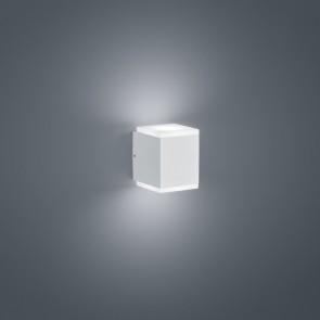 Kibo, IP54, inkl LED, mattweiß