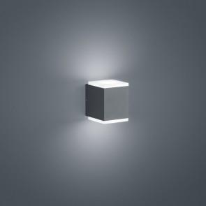 Kibo, LED, IP54, anthrazit