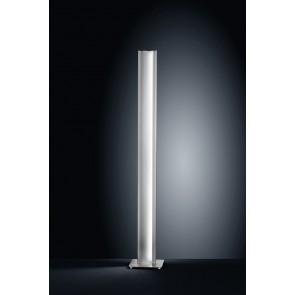 Kurvo, Höhe 155,5 cm, IP30, inkl LED, nickel matt eloxiert