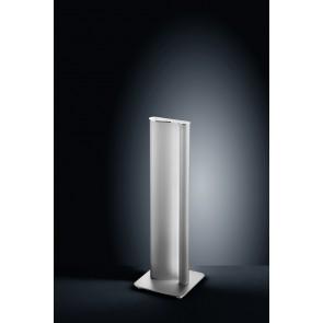 Kurvo, Höhe 54,5 cm, IP30, inkl LED, nickel matt eloxiert