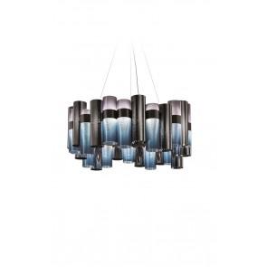 LA LOLLO LARGE SUSPENSION LAMP GRADIENT