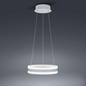 Liv, LED, IP20, dimmbar, Ø 40 cm, weiß