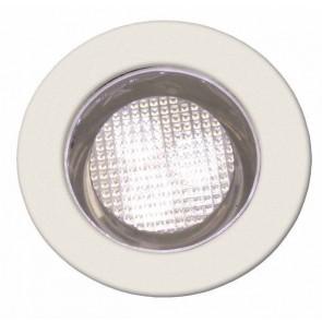 Cosa 30, LED, IP44, Edelstahl, 10er-Set