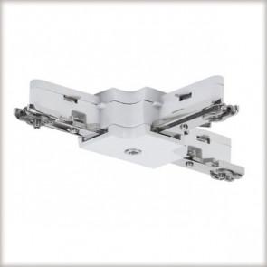 URail Light&Easy T-Verbinder Breite 10,4 cm weiß eckig