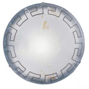 Twister Ø 39,5 cm weiß 1-flammig rund