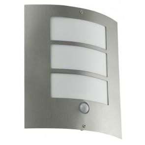 City, 23,5x 26 cm, IP44, Sensor, inkl LED