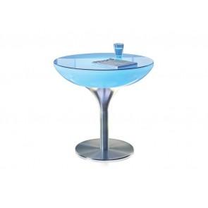 Lounge 75 Indoor, E27, Höhe 75 cm, Ø 84 cm, inkl Glasplatte