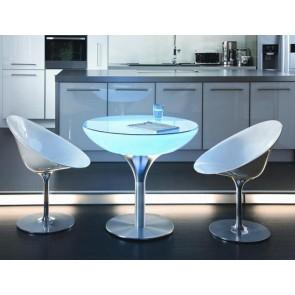 moree Lounge 75 LED Pro, Farbwechsel, Höhe 75 cm, Ø 84 cm, Fernbedienung