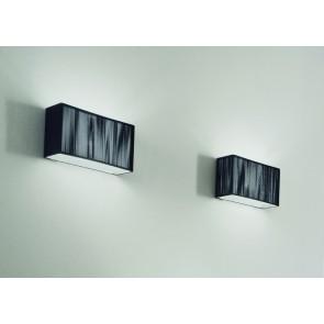 Axo Light Clavius AP Clav 30, 1 x E14, 30 x 18 cm, tabakfarben