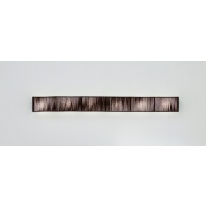 Axo Light Clavius AP Clav GR, 2 x G5, 180 x 18 cm, schwarz