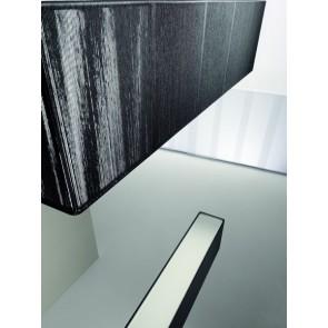 Clavius SP Clavi P, 2 x E27, 60 x 15 cm, schwarz