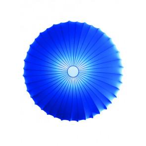 Muse 40 Ø 40 cm blau 1-flammig rund