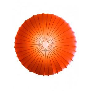 PL Muse 80, 3 x E27, Ø 80 cm, orange