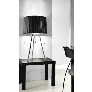 Axo Light LT Obi, 3 x E27, Höhe 83 cm, tabakfarben