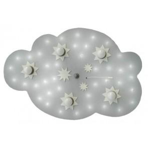 Sternenwolke LED 5/40 Silber